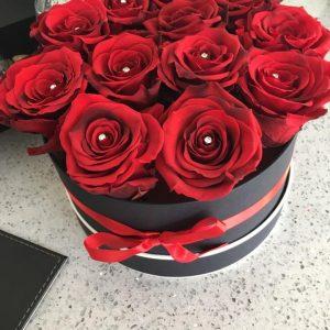 Preserved roses / Year long lasting roses - Petal Stems