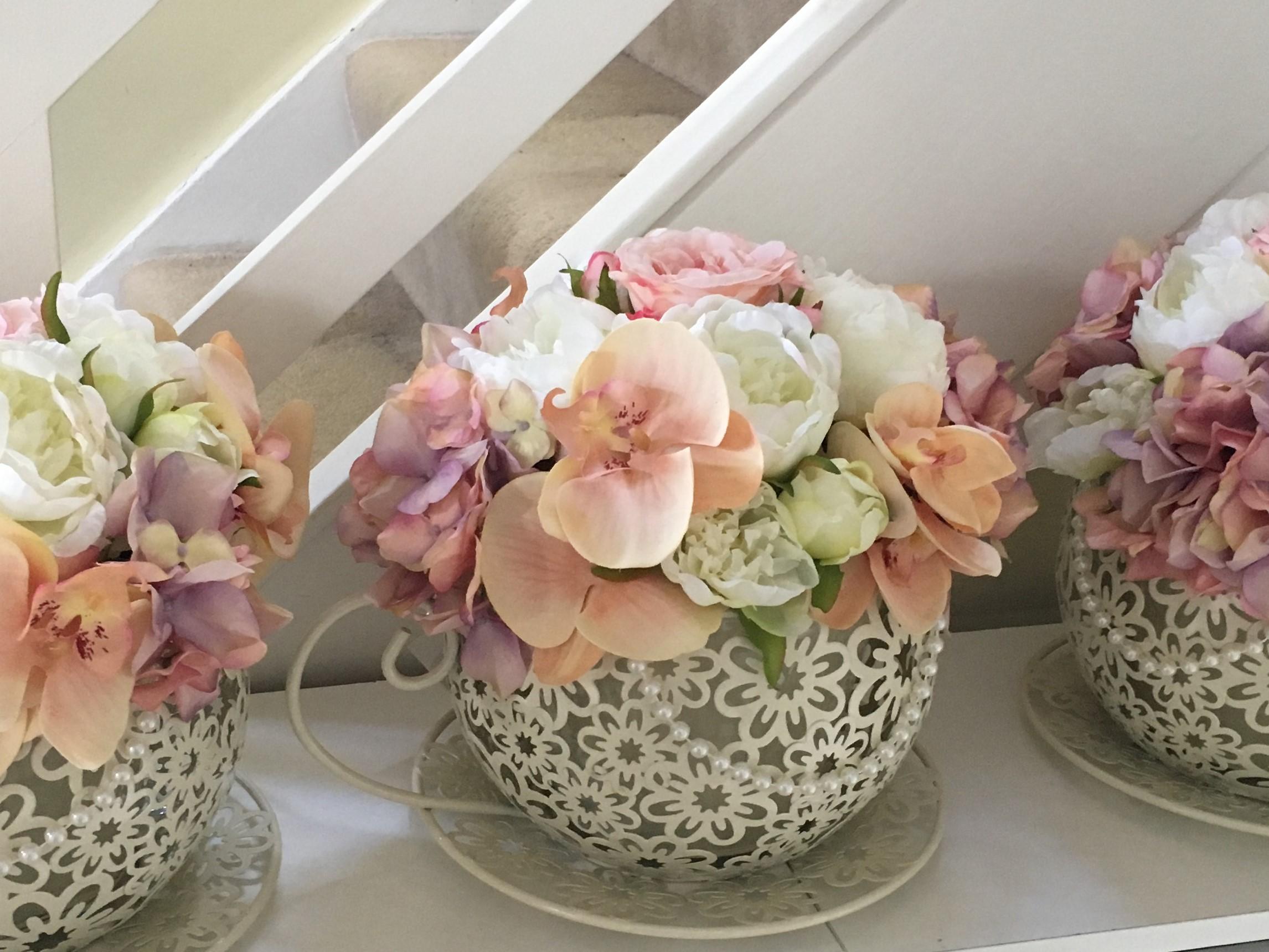 Pictures of silk flower arrangements flowers healthy silk fl arrangements petal stems mightylinksfo